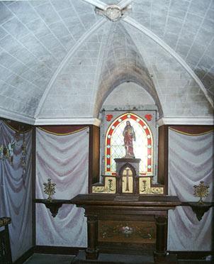 Chapelle - Château de la Caillotière