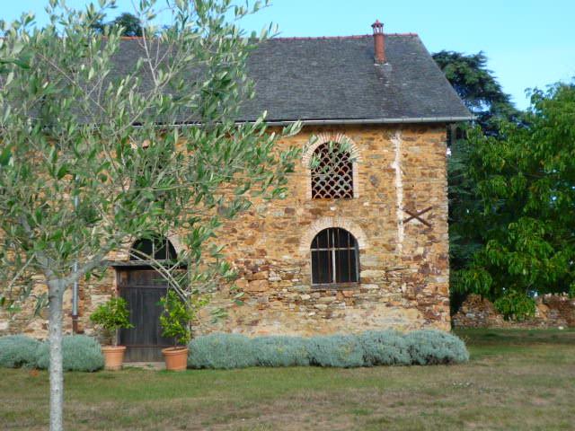 chateau de la Caillotiere - Loire